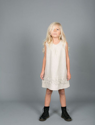 MAROONED DRESS (4Y)