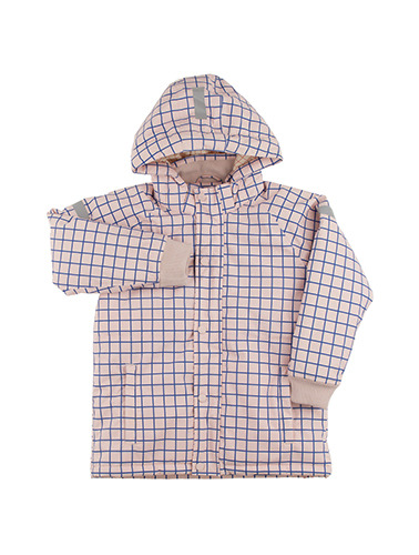 grid snow jacket