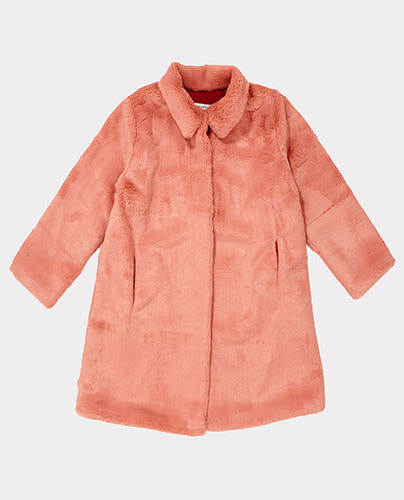 ELPIS COAT_FLAMINGO ( 6Y last  )