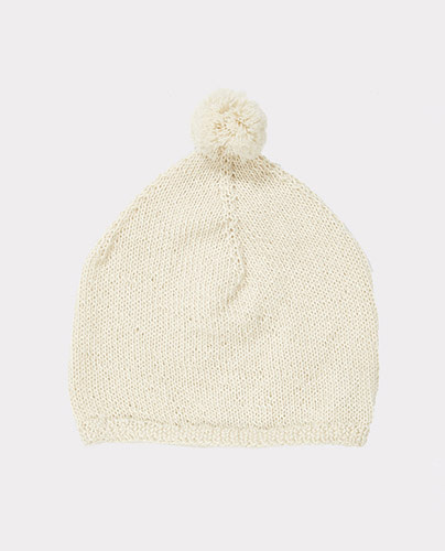 AGON CHILD HAT_CREAM