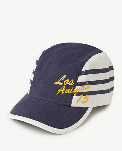 STRIPES HAMSTER KIDS CAP 001104_187_MZ