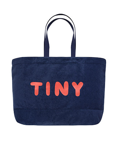 BIG TINY TOTE BAG_light navy